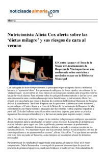 Noticias de Almería - 31/03/2017